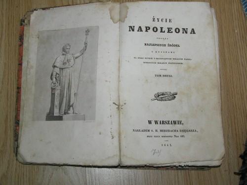 `Жизнь Наполеона` . 1841 Варшава