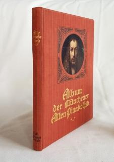 `Album der Alten Pinakothek zu München Fünfzig Farbendruke (Альбом старой пинакотеки в Мюнхене)` . Leipzig: Verlag E. A. Seemann, 1908