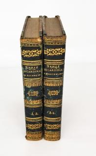 `Le cardinal de Richelieu (Кардинал де Ришелье - Хроника истории Франции) В 4-х томах` M.James. Paris, Charles Gosselin, Libraire, M DCCC XXX (1830 г.)