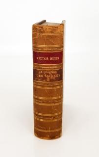 `Oeuvres poetiques de Victor Hugo (Поэтические произведения Виктора Гюго). La legende des siecles II` Victor Hugo (Виктор Гюго). Paris, Charpentier et E.Fasquelle, 1891