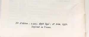 `Romans et nouvelles (Романы и новеллы)` Stendal (Стендаль). Published by Librairie Gallimard 1952. Paris