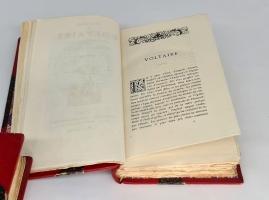 `Oeuvres de Voltaire (Произведения Вольтера)` . Paris, Alphonse Lemerre,  M DCCC LXXVII - M DCCC LXXIX