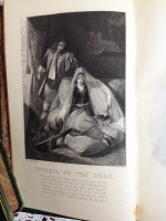 `Waverley Novels.  Peveril of the peak (Уэверли Романы Давдейл), Count Robert` Scott. 1841 г, Edinburgh - London