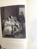 `Waverley Novels.  Peveril of the peak, Count Robert (Романы Уэверли )` Scott. 1841 г, Edinburgh - London