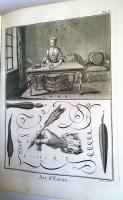 `Коллекция энциклопедических гравюр (Recueil de planches de l'encyclopedie, par ordre de matieres. Tome 2)` Robert Benard. A Paris, MDCCLXXXIII (1788 г.)