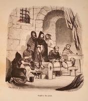 `Тайны инквизиции и других тайных обществ Испании (Mysteres de l'Inquisition, et autres societes secretes d'Espagne)` Г-на В. из Ферера с историческими примечаниями и вступ. Г-на Cuendias. Париж: P. Boizard, 1845 г.
