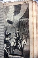 `History de l'Admirable Don Quixotte de la Manche. Tome Quatrieme` Miguel de Cervantes Saavedra. 1A Paris, 1681