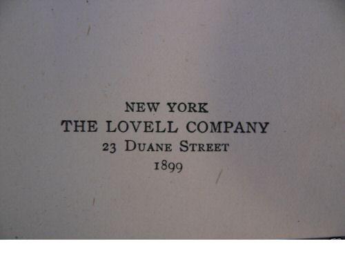 `Cобрание сочинений Редьярда Киплинга в 10 томах` Redyard Kipling. New York, 1899