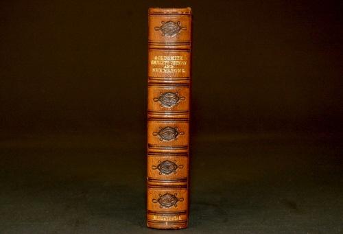 `The Poetical Works of Oliver Goldsmith, Tobias Smollett, Samuel Johnson, and William Shenstone` . 1863 год, Лондон