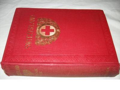 `SWITZERLAND (Швейцария)` Frank Fox. 1914, Лондон