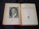 `Cобрание сочинений Шиллера в 12 томах` Schiller. 1890, Stuttgart