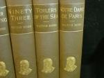 `Cобрание сочинений Виктора Гюго в 5 томах` Victor Hugo. 1888, New York