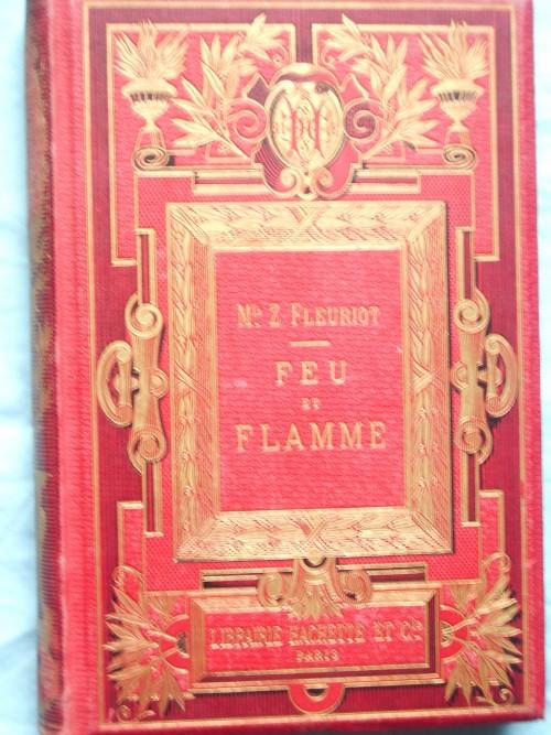 `Feu et flamme` Fleuriot Z.. 1885, Paris