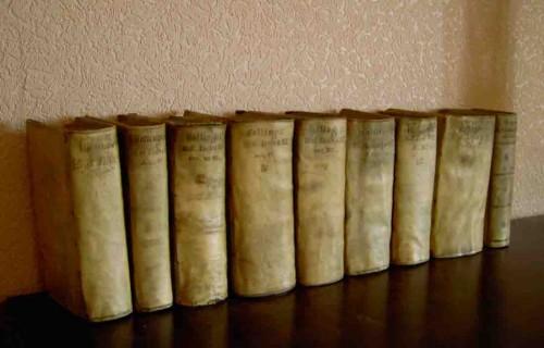 `HISTORIAE ECLESIASTICAE` . 1655-1667