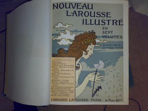`Nouveau Larousse` . 1897-1904 Paris