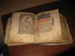 `Псалтырь` . примерно 17 век