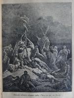 `Библия или Книги Священного Писания Ветхого и Нового Завета с иллюстрациями Г. Доре` . 1916 г. Петроград