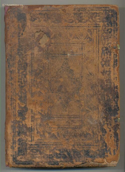 `Страсти Христовы` . Почаевская типография 19 век