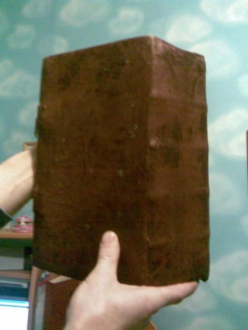 `Книга старообрядцев` . 1790-