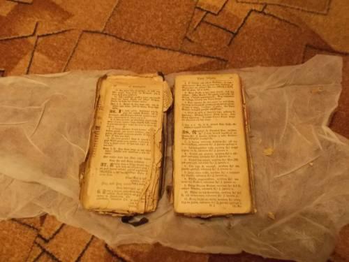 `Библия` . 1900 ( может старее) г. Польша