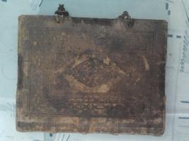 `Житие Николино` . 1640г перепечатано в 1911г в Москве в Троицко-Ведкнской церкви
