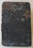 `Богослужебная книга` . 17 век