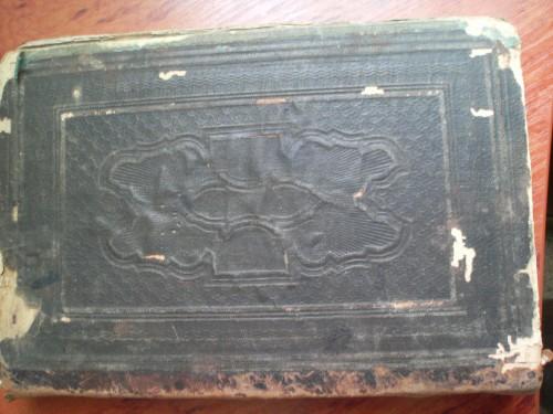 `Святое Евангилие` Сунодальной типографии. 1881 год . Санктпетербург