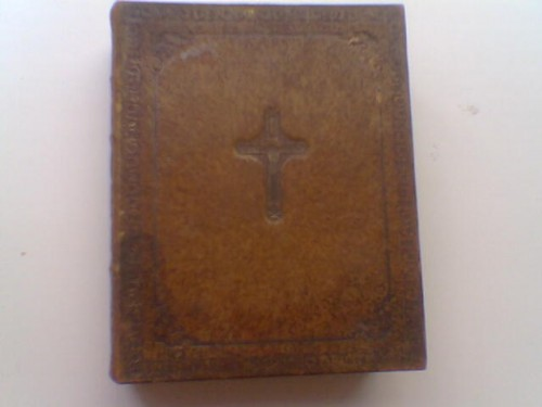 `Новый Завет` . 1854 год Киево-Печорская лавра