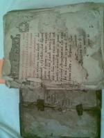 `Сборник религиозных текстов` . 16 век. Русь