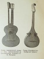 `Гитарист Музыкально-литературный журнал годовая подписка за 1905 год.` . 1905 г. Москва