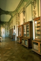 Library of the Prussian King Frederic the Second