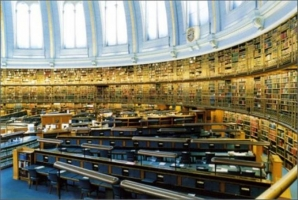 Old British Reading Room, British Museum