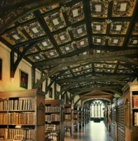 Duke of Humphrey's Library, Bodleian, Oxford University