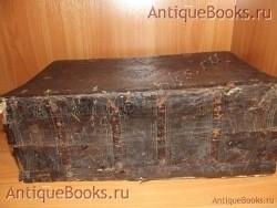`Триодь постная` . Москва. Печатный двор. 1642 год